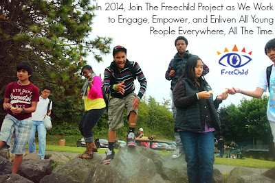 In 2014, Join The Freechild Project as We Work to Engage, Empower, and Enliven All Young People Everywhere, All The Time.