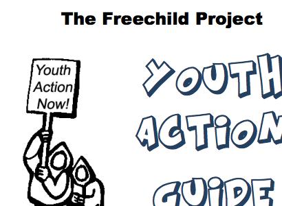 THE FREECHILD PROJECT YOUTH ACTION GUIDE
