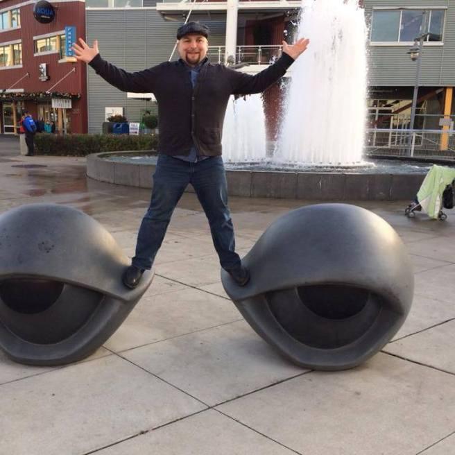 Adam Fletcher in Seattle
