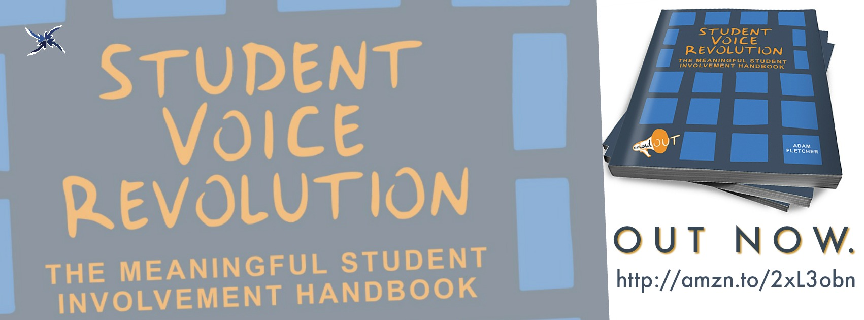 Banner for Student Voice Revolution by Adam Fletcher