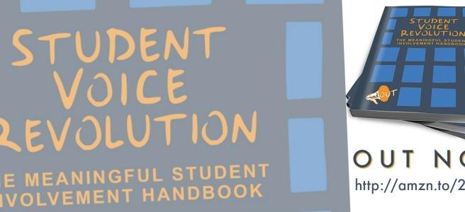 Banner for Student Voice Revolution by Adam Fletcher