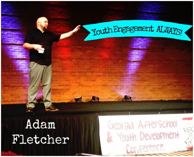 Adam Fletcher Youth Engagement ALWAYS