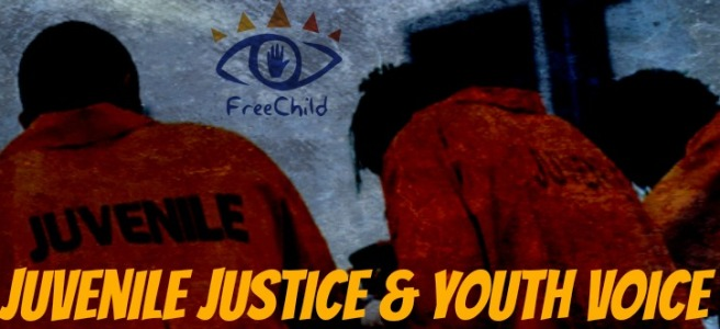 Juvenile justice and youth voice by Adam Fletcher for The Freechild Project