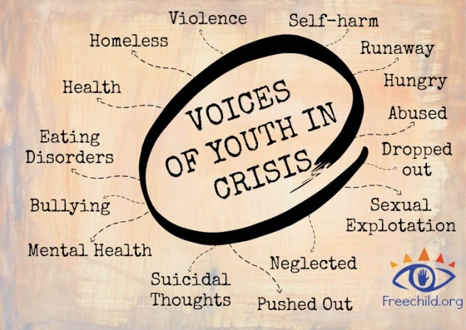 Voices of Youth in Crisis by Freechild Institute for Youth Engagement