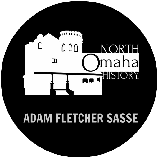 Adam Fletcher Sasse North Omaha History logo