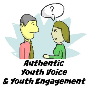 authentic youth voice and youth engagement