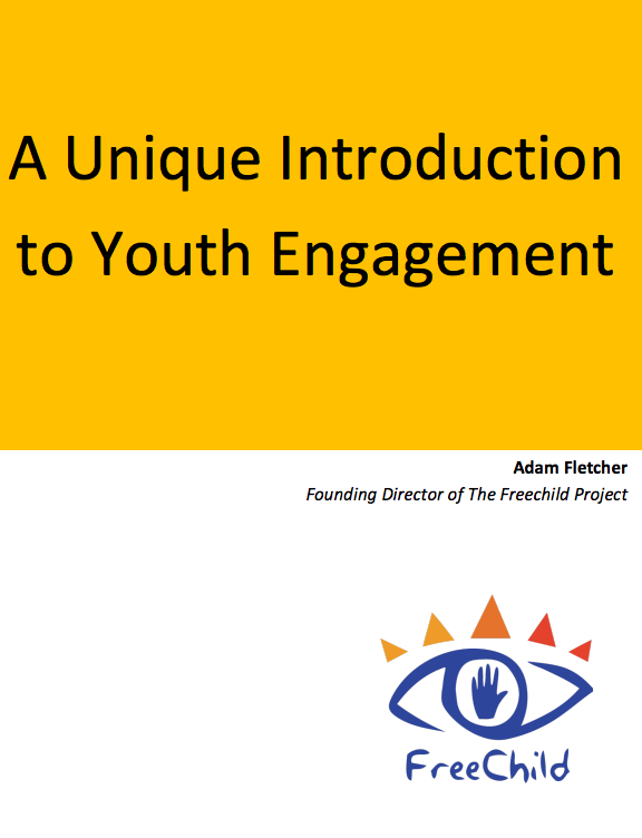 A Unique Introduction to Youth Engagement by Adam Fletcher