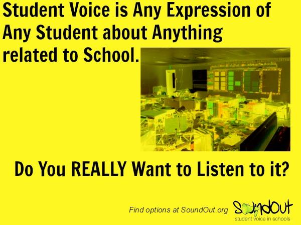 SoundOut advertisement