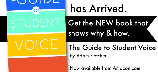 The Guide to Student Voice is now available!