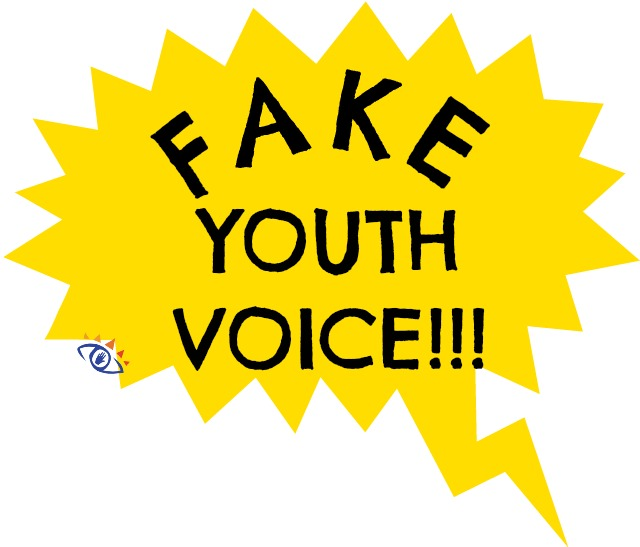 fake youth voice