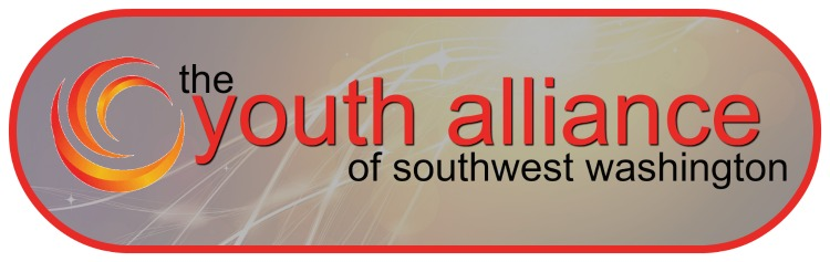 This the logo for The Youth Alliance of Southwest Washington.
